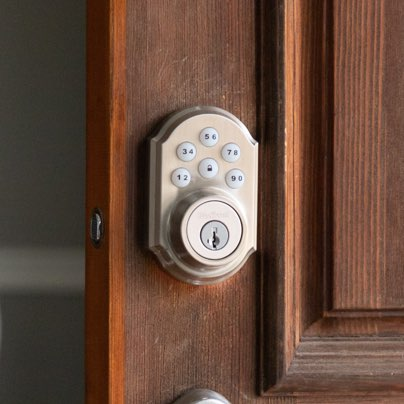 Beaumont security smartlock